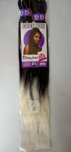 Darling Easy Braids Color T1/White