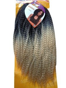 Maxine Synthetic Hair Weave Color T1b/Gold