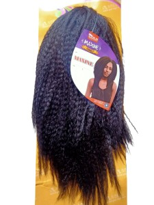 Maxine Synthetic Hair Weave Color 1