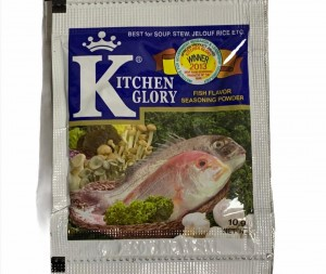 Kitchen Glory Fish Flavour Seasoning Powder 10g