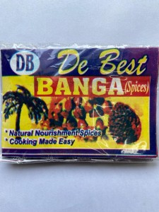 De Best Banga Spices, Cooking Made Easy 10g