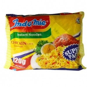 Indomie Instant Noodles Chicken Flavour - Big 120g Pack