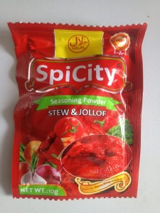 SpiCity Seasoning Powder - Stew & Jollof 10g