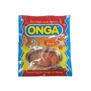 Onga Stew & Soup Seasoning Sachet 6g