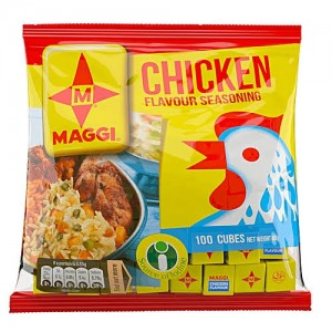 Maggi Chicken Flavour Cubes (100 cubes)