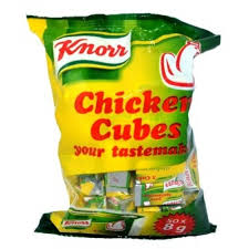 Knorr Chicken Cubes  (52 double cubes) 8g