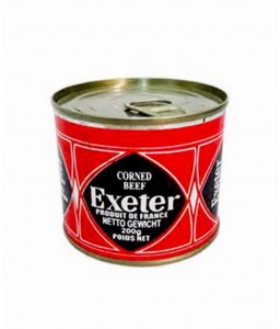 Exeter Corned Beef 200g (France)