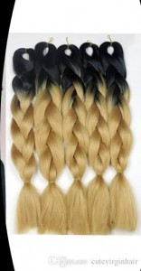 24# Toned Xpression Braid 165g (One Packet)