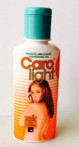 Caro White Oil - Lightening Oil 50ml