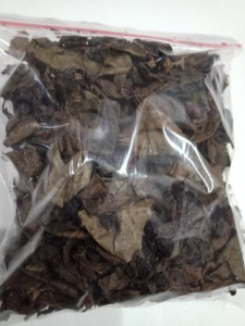 Dried Ura/Uha Leaves