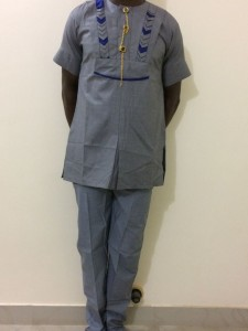 African Men's Clothing - Medium Size/Small